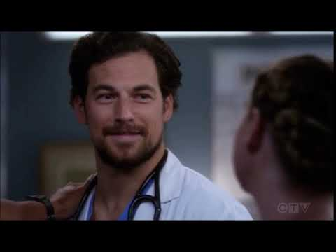 Meredith Grey And Andrew Deluca - The Love Story - Part 1 (14x21 - 15x08)