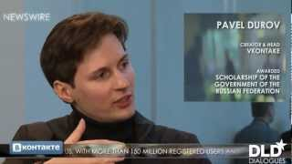 Павел Дуров - Единственное интервью [HD English]