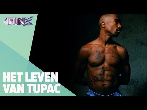 Het leven van Tupac Shakur