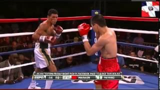 Juan Carlos Payano vs Jundy Maraon- June 14, 2013