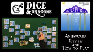 Dice and Dragons   Annapurna Leave No Trace Behind Review and How to Play