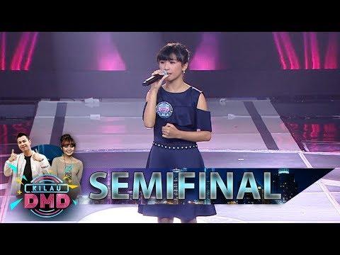 [GERIMIS MELANDA HATI] Dinyanyikan Lala Dgn Sangat Merdu  - Semifinal Kilau DMD (22/2)
