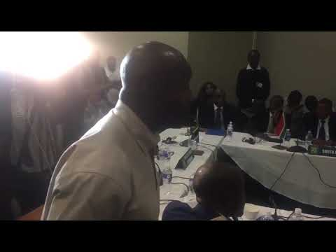 The position of SADC on the sticky section 212 of the Zim constitution - Mliswa