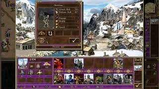 英雄无敌3 | DesertWar| 200% 1V1 | Heroes of Might & Magic III | p35