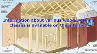 Wood Furniture Classes