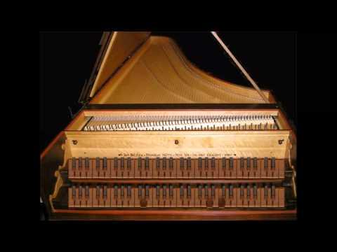 Partita No.2 In C Minor, BWV 826 Capriccio - J.S. Bach
