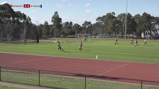 Bankstown U15 vs St George City