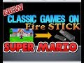 How to Play Super Mario Game in Amazon  Fire Stick | Android Games on Fire Stick Free