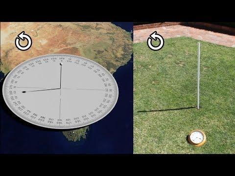 Beweisen Schatten eine flache Erde? – Flat earth thumbnail