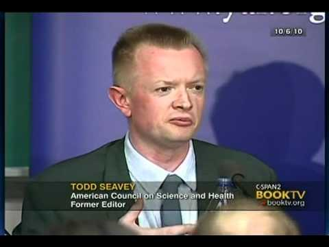 Todd Seavey and Helen Rittelmeyer on C-SPAN2 BookTV