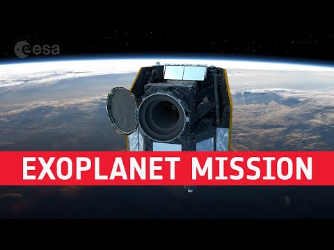 Cheops: Europe's Exoplanet Mission