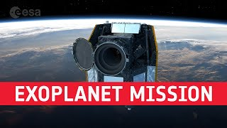 Cheops: Europe's Exoplanet Mission thumbnail