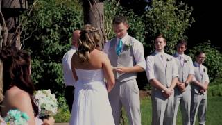 Kelsey Trenton Wedding Video