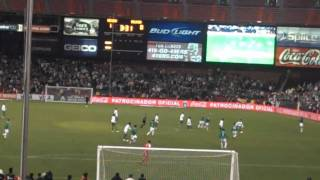 Mexico vs. Bolivia 5-0 San Francisco CA 2010 3