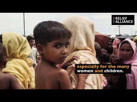 VIDEO: LATEST ROHINGYA JR NEWS - Dutch Relief Alliance
