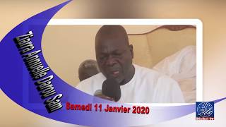 ANNONCE : Ziarra Annuelle Darou Sam , Samedi 11 Janvier 2020