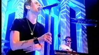 Depeche Mode - I Feel Loved live on TOTP