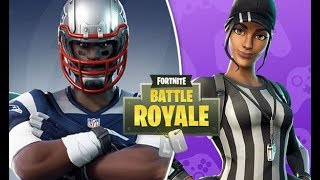(en direct) FOOTBALL SKINS COMING OUT AUJOURD'HUI! Fortnite Battle Royale APPRENANT PC (fr) WHTDA GANGMD froid