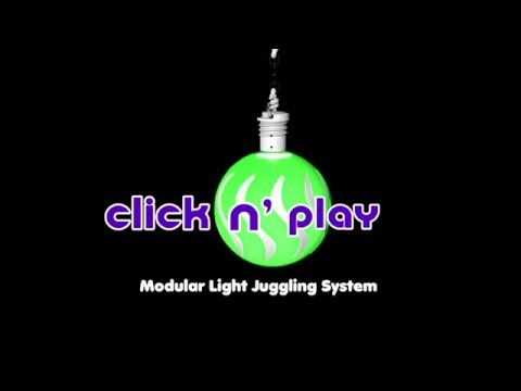 Click and Play modular Juggling System