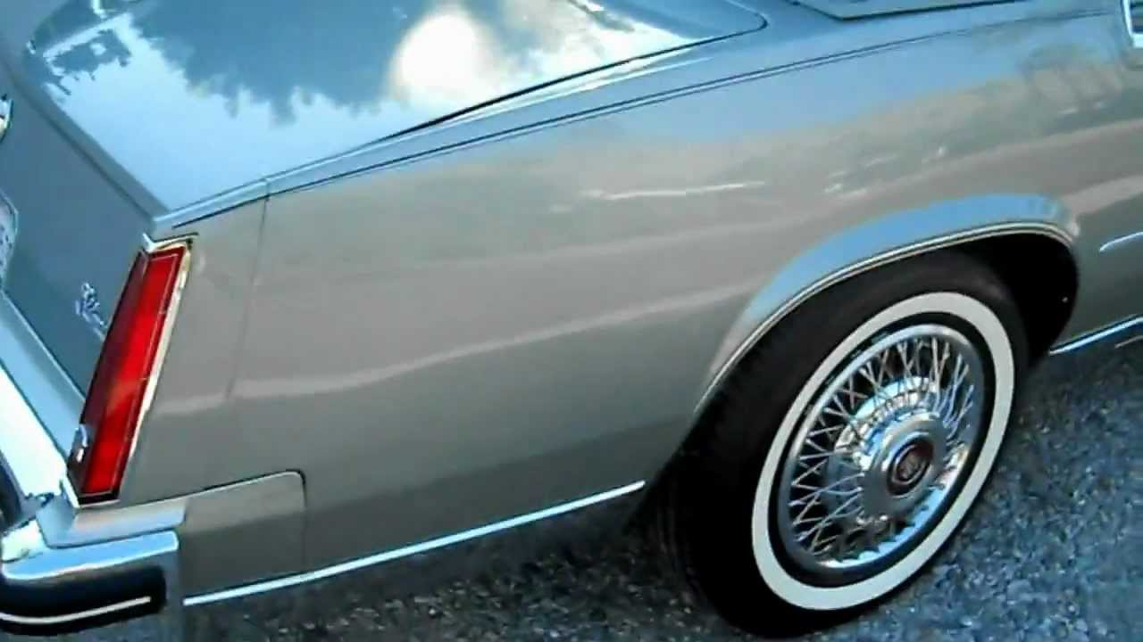 View 1983 Cadillac Eldorado For Sale