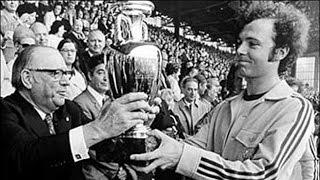 UEFA EURO 1972 Dokumentation (RUS)