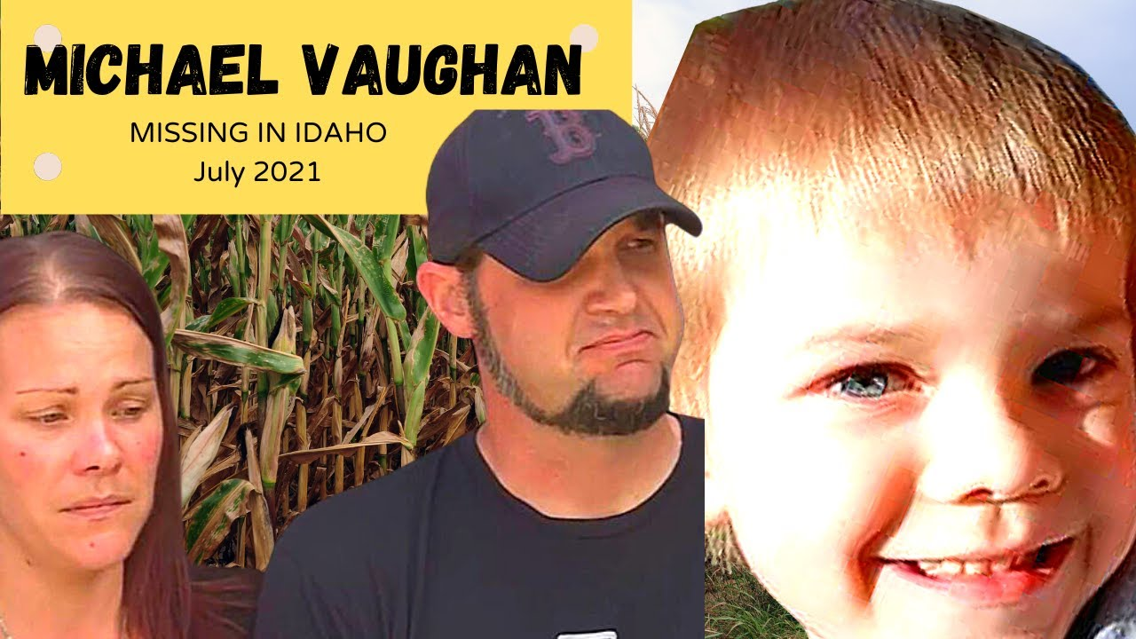 What Happened To Michael Vaughan; Missing Idaho Boy? (July 2021) MJ or Monkey are his Nicknames