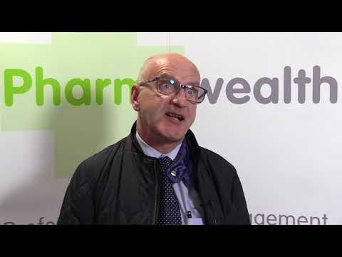 Paul Fahey talks about Richard Collins and Pharma wealth HD