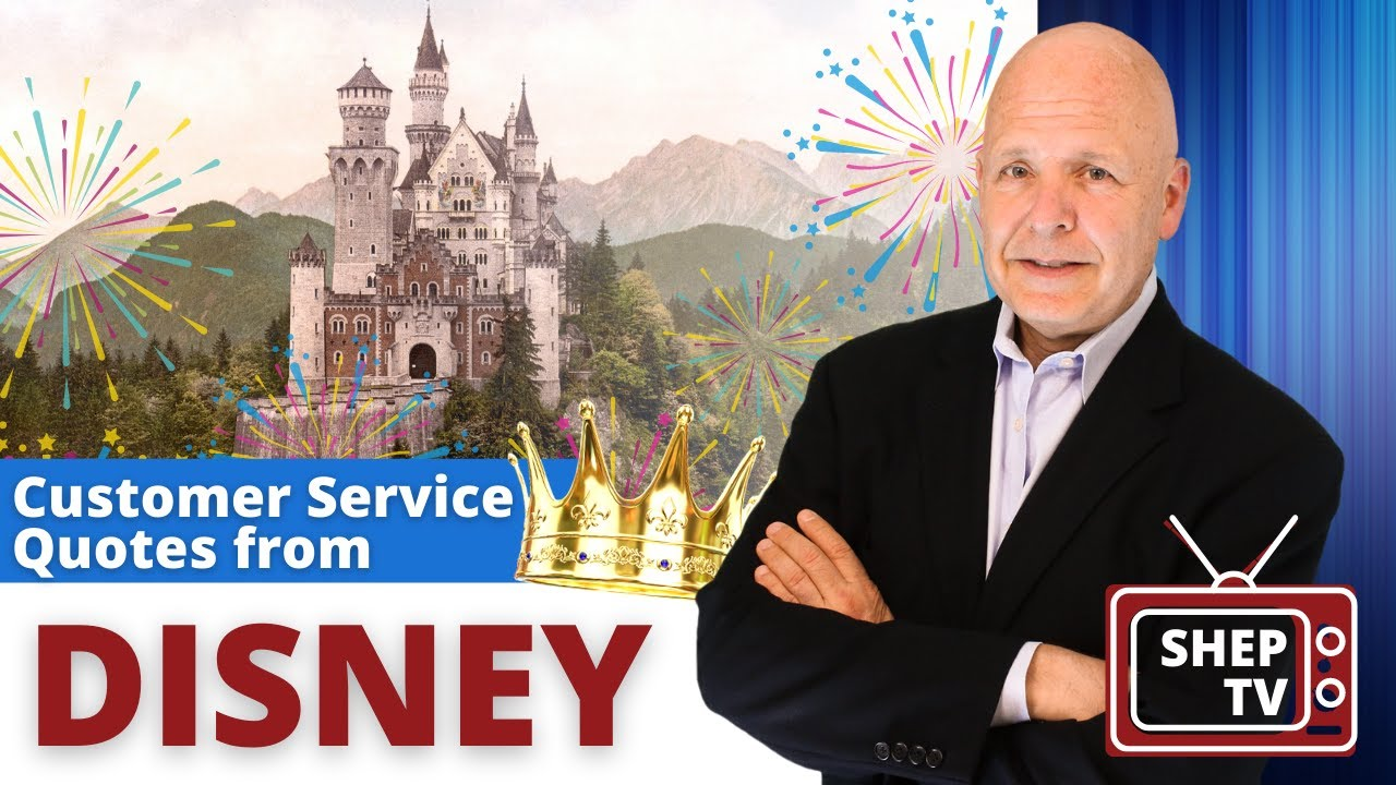 Customer Service Quote Customer Service Expert's Top 7 Disney Quotes For Cs  Youtube