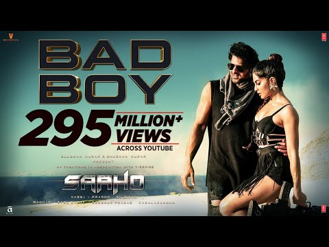 Bad Boy Video Song - Saaho