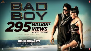 Saaho: Bad Boy Song | Prabhas, Jacqueline Fernandez | Badshah, Neeti Mohan - yt to mp4