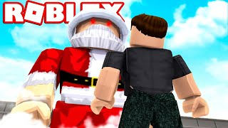 Un ROBOT GIANT CHRISTMAS! -Roblox War On Grinchmas Tycoon danois avec ComKean