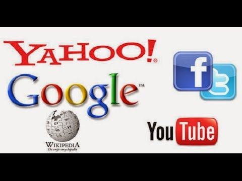 Top 10 most visited websites in the world