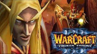 Warcraft III TFT - POSPIESZ SIĘ, CZAS TO MANA - Kampania Krwawych Elfów ⚔️ eXtra klasyka GIVEAWAY - Na żywo