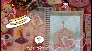 Идеи для личного дневника ♡ День рождения! ♡ Свинка Пеппа(Спасибо за ваши лайки и Комментарии! Я это очень ценю :* ♡ Другие видео о лд http://www.youtube.com/playlist?list=... ❥найти..., 2015-11-25T13:30:55.000Z)