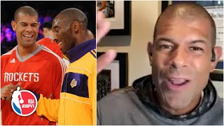 Shane Battier on why he defended Kobe Bryant with a hand to the face | NBA on ESPN