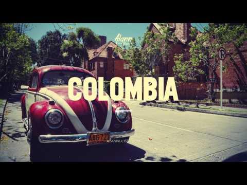 Colombia Beat (Vallenato, Reggaeton Instrumental) (Carlos Vives, Shakira, Wisin, Fonseca Type)