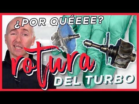 10 CAUSAS de ROTURAS de TURBO o cómo se produce una rotura del turbo sí o sí  ruido en el turbo