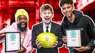 2HYPE BREAKS WORLD RECORDS