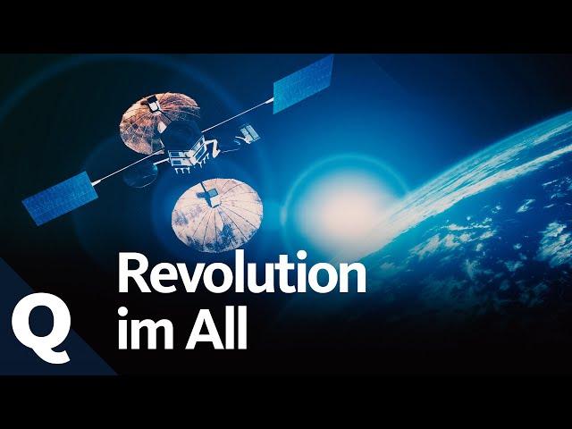 Wie Satelliten im Weltall unser Leben bestimmen (Ganze Folge) | Quarks