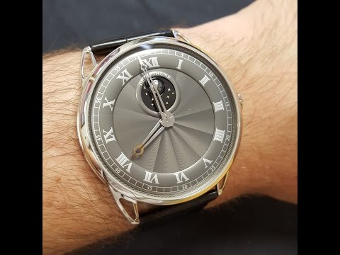 De Bethune DB25 Moon Phase REVIEW
