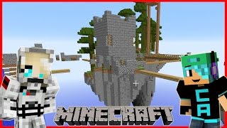 The Bridges Friday - Destructors EVERYWHERE - with Cybernova - Minecraft