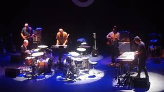 Tortoise - Yonder Blue (29-11-2016,Teatro Nescafé de las Artes,Santiago)