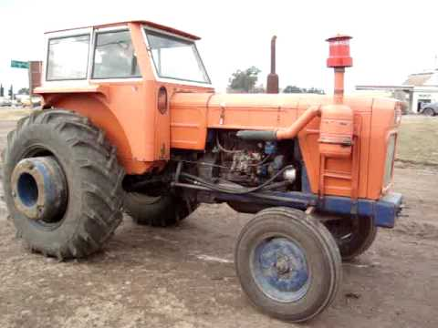 Tractor Fiat YouTube - Fiat 700