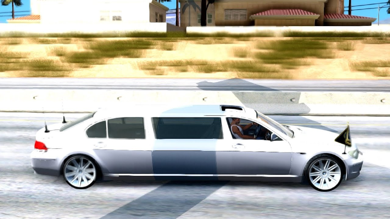 2008 bmw e66 7 series limousine u scn 130 new cars vehicles 6 to gta san andreas enb. Black Bedroom Furniture Sets. Home Design Ideas