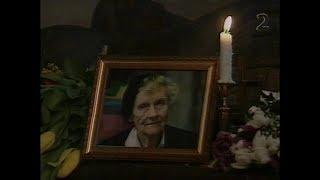 Astrid Lindgrens Begravning (SVT 2002) YouTube Videos