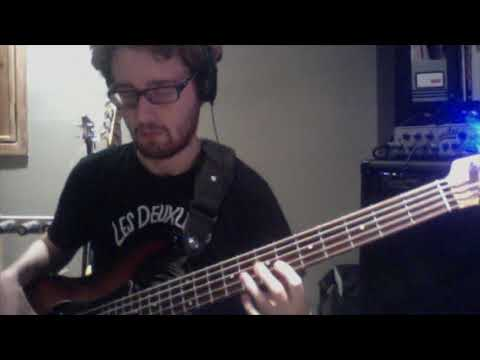 Snarky Puppy - Thing of Gold Trumpet Solo (Bass Transcription) - Mike Lull PJ5