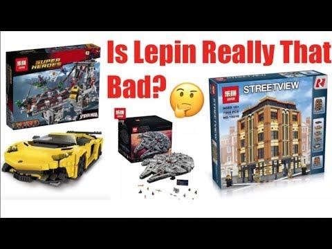 lepin lego quality cinemapichollu