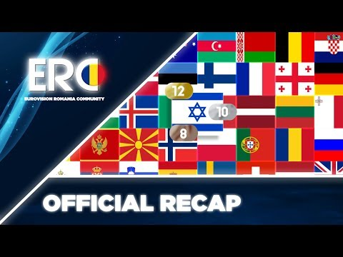 Eurovision Song Contest 2019 - Recap Of All 41 Songs