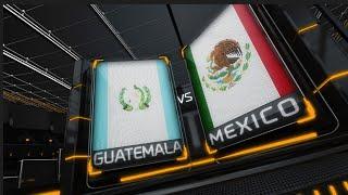HIGHLIGHTS GUATEMALA VS MEXICO - 2nd World University American Football  Championship 2016