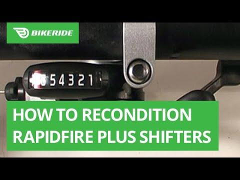 How to Recondition RapidFire Plus Shifters | BikeRide com